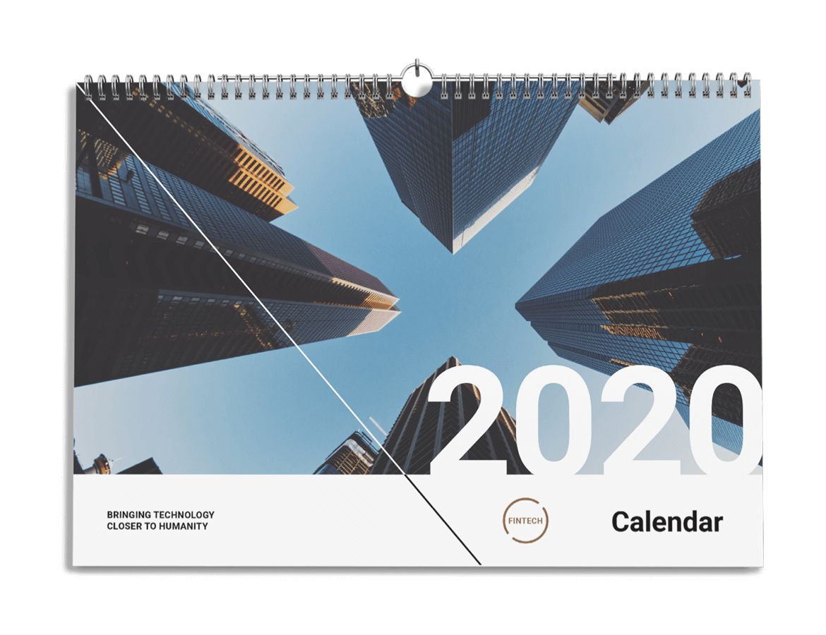Shop for Wall Hanging Calendars on Printed Easy