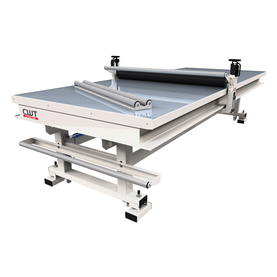 CWT 1640 cutting table